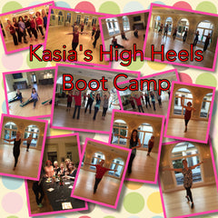 Kasia's High Heels Boot Camp