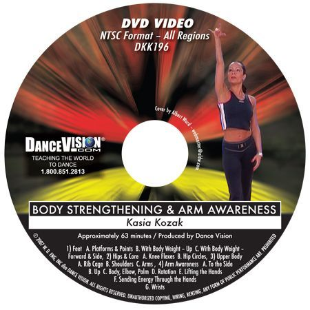 Body Strengthening & Arm Awareness – DVD