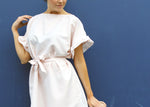 Ruffle Sleeve Shift Dress Pattern