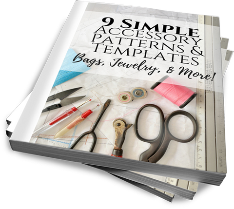 9 Simple Accessory Patterns And Templates eBook