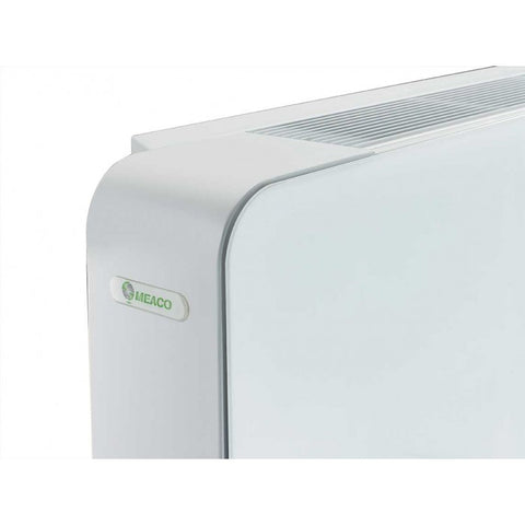 MeacoWall 103 White Ultra Quiet Wall Mounted Dehumidifier - MeacoWall103W
