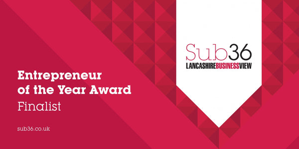 Our MD Has Been Shortlisted for the Sub 36 Awards
