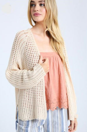 Intriguing Cardigan Sweater - Shop Amour Boutique