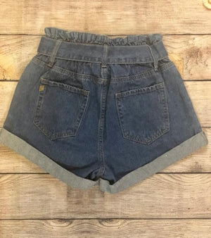Denim Shorts - Shop Amour Boutique