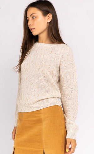 So You Speckled Sweater - Shop Amour Boutique