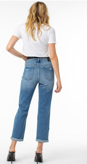 Kendall & Kylie Girlfriend Jeans - Shop Amour Boutique