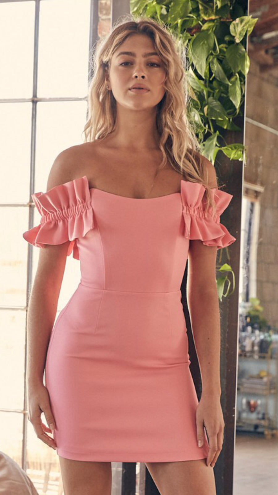 Dare to Dream - Pink Dress - Shop Amour Boutique