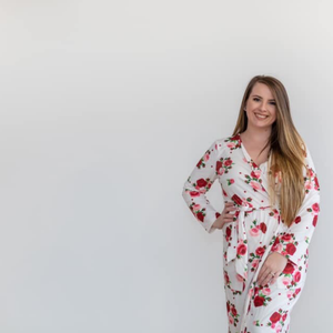Rose Robe - Red - Shop Amour Boutique