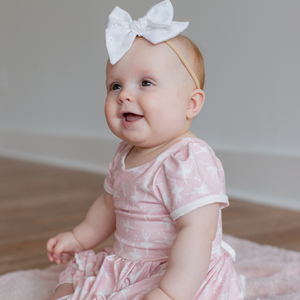 Toddler Girl Pink Dress - Shop Amour Boutique