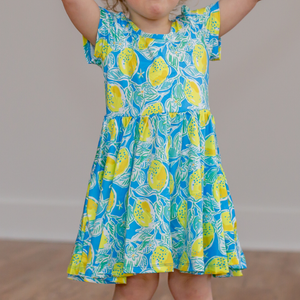 Lemon Drop Dress - Shop Amour Boutique