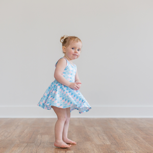 Toddler Girl Mermaid Dress - Shop Amour Boutique
