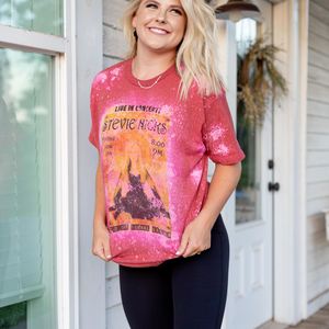 Stevie Nicks Bleached Vintage Shirt - Shop Amour Boutique