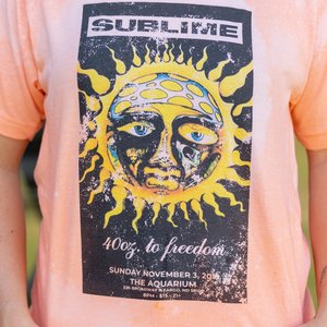 Sublime Beached Vintage Tee - Shop Amour Boutique