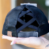 CC Pony Cap - Shop Amour Boutique