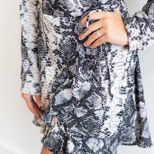 All Wrapped Up Dress - Shop Amour Boutique