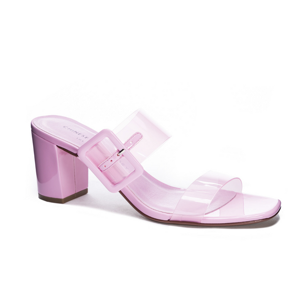 Candy Pink Sandals - Shop Amour Boutique