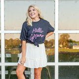 Hello Gorgeous T-Shirt - Shop Amour Boutique