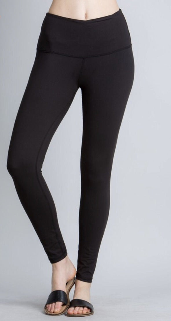 Basic Black Leggings - Shop Amour Boutique