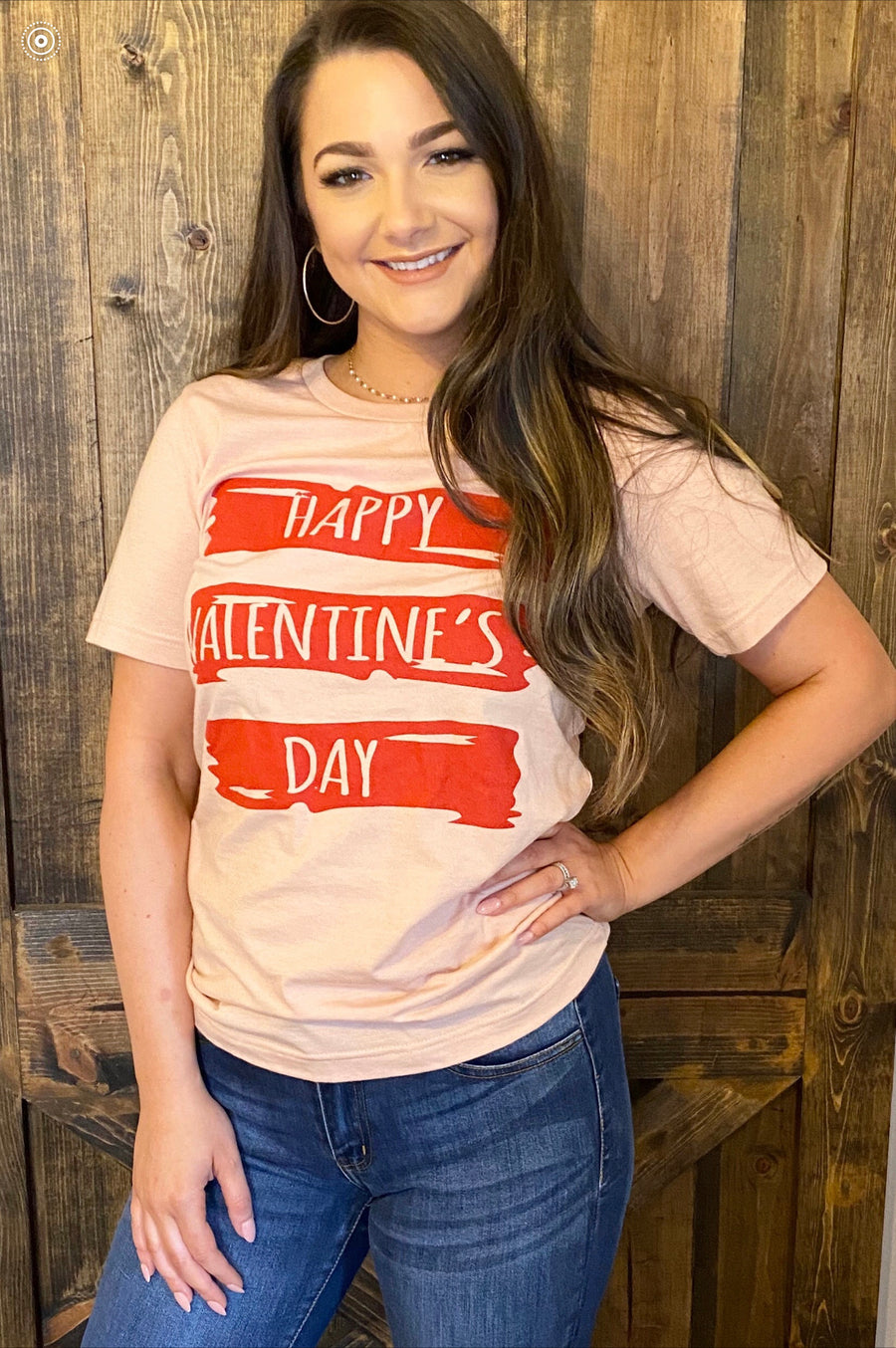 Valentine Graphic Tee - Shop Amour Boutique