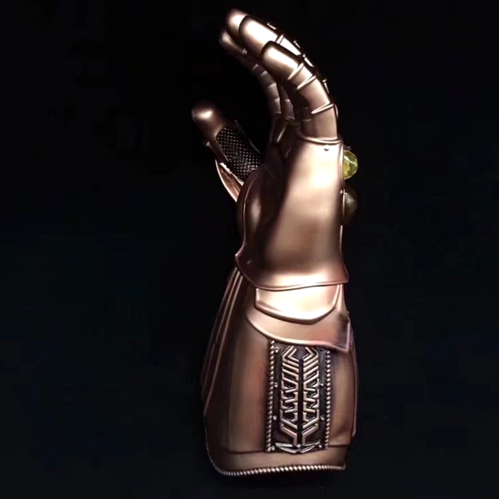 "Thanos Infinity War Gauntlet Avengers 34.5CM / 13.58"" Wearable Glove Cosplay - ComplexExpress"