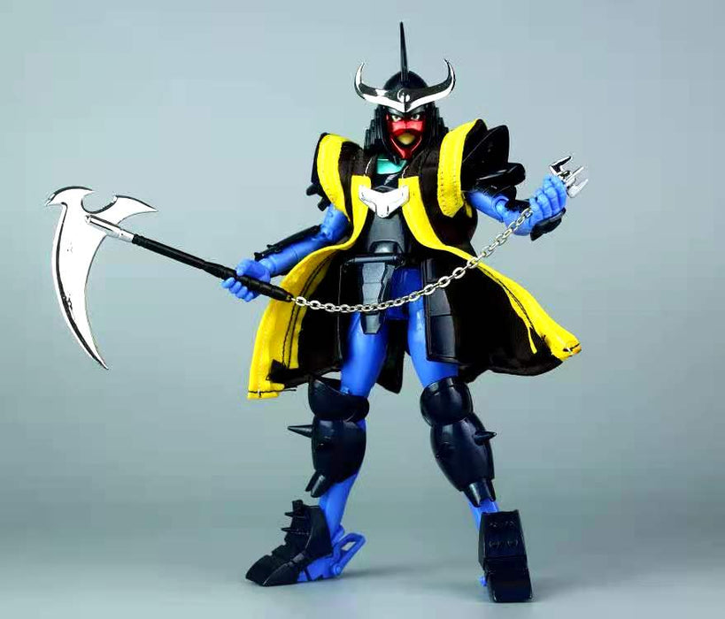 Lutoys Shuten Doji Yoroiden Ronin Warriors Samurai Troopers Anubis Action Figure