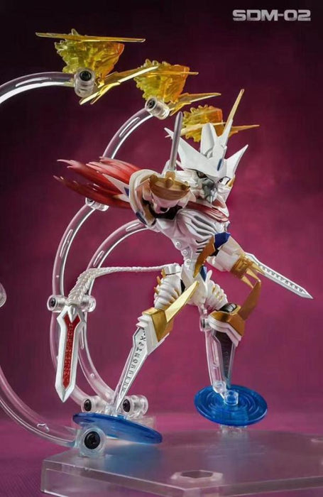 Dream EX SDM-02 Jesmon X Antibody Digimon Adventure Tri TungMung Action Figure