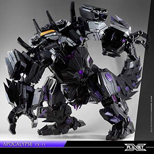 Planet X PX-11 Apocalypse A + B Set Transformers Masterpiece Action Figure