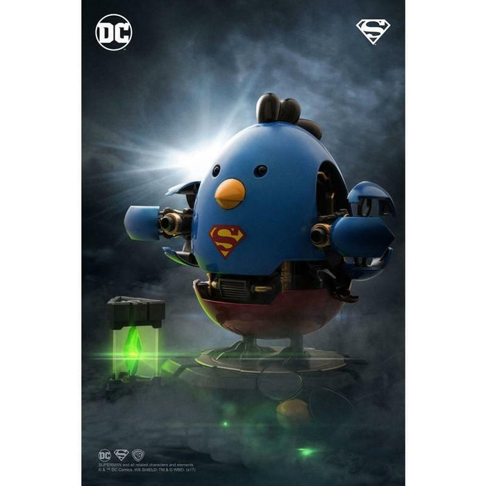 [Toys Hero] In Hand Q-MECH Chicken Fanmade WAZZUP Family DC Superman Color