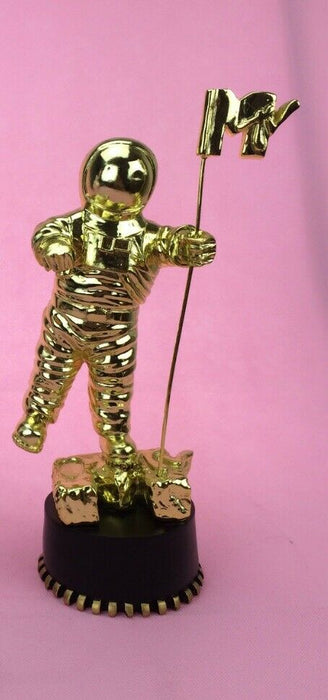 MTV 1:1 Life Size VMA MoonMan Video Music Awards VMAS Gold Statue Trophy 28CM