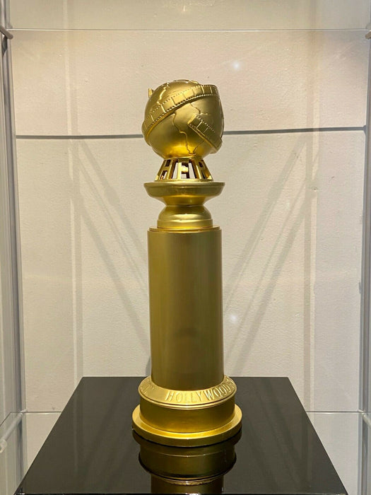 Golden Globe Awards Trophy Replica Zinc Alloy Diecast Statue NEW VER Prize DHL