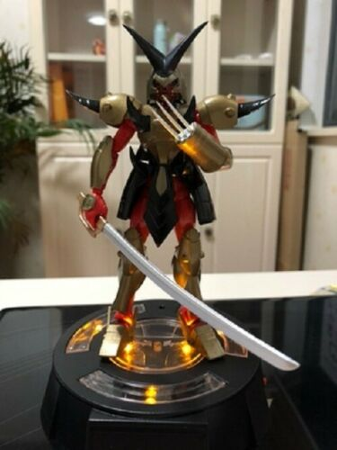 Lutoys Ronin Warriors Samurai Troopers Armor Plus Anubis Kratos Figure IN-STOCK ComplexExpress