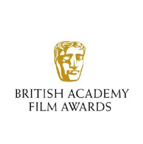 BAFTA Awards Metal Trophy Replica Britsish Academy Film Awards Prize DHL
