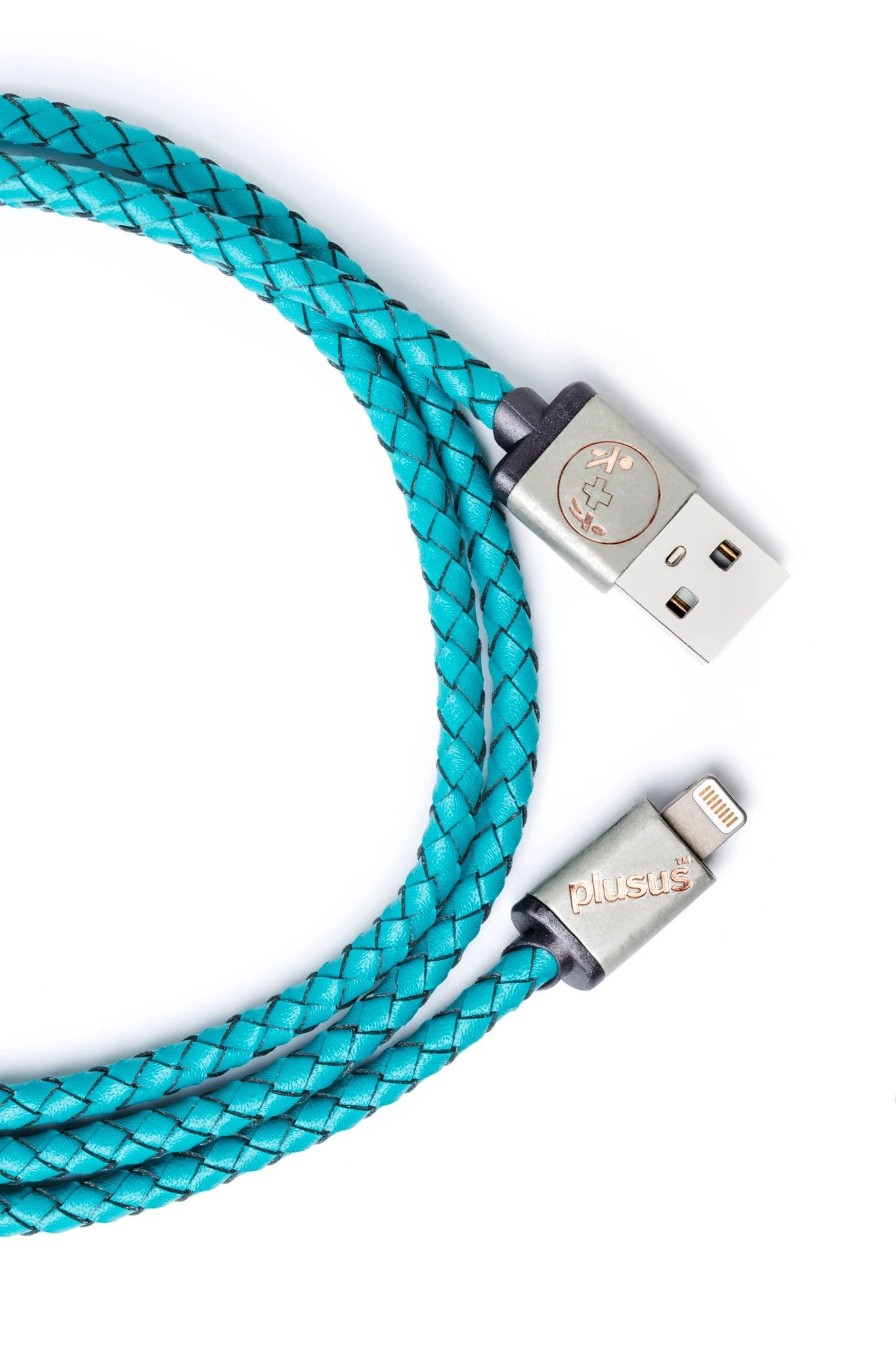 Lifestar Premium - Cross Turquoise -Apple MFi Certified Lightning
