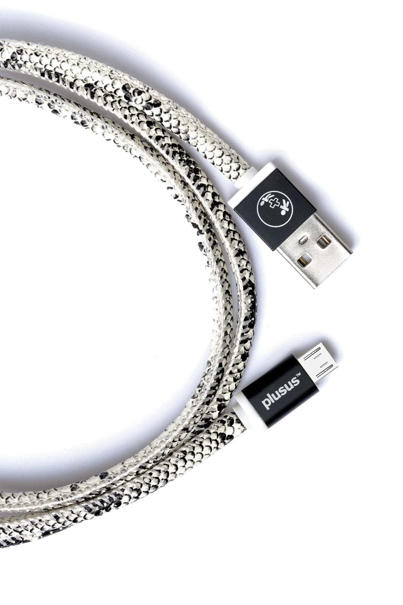 LifeStar Charging Cable - Snake Bite - Micro USB to USB