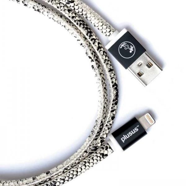 LifeStar Charging Cable - Snake Bite - Apple MFi Certified Lightning