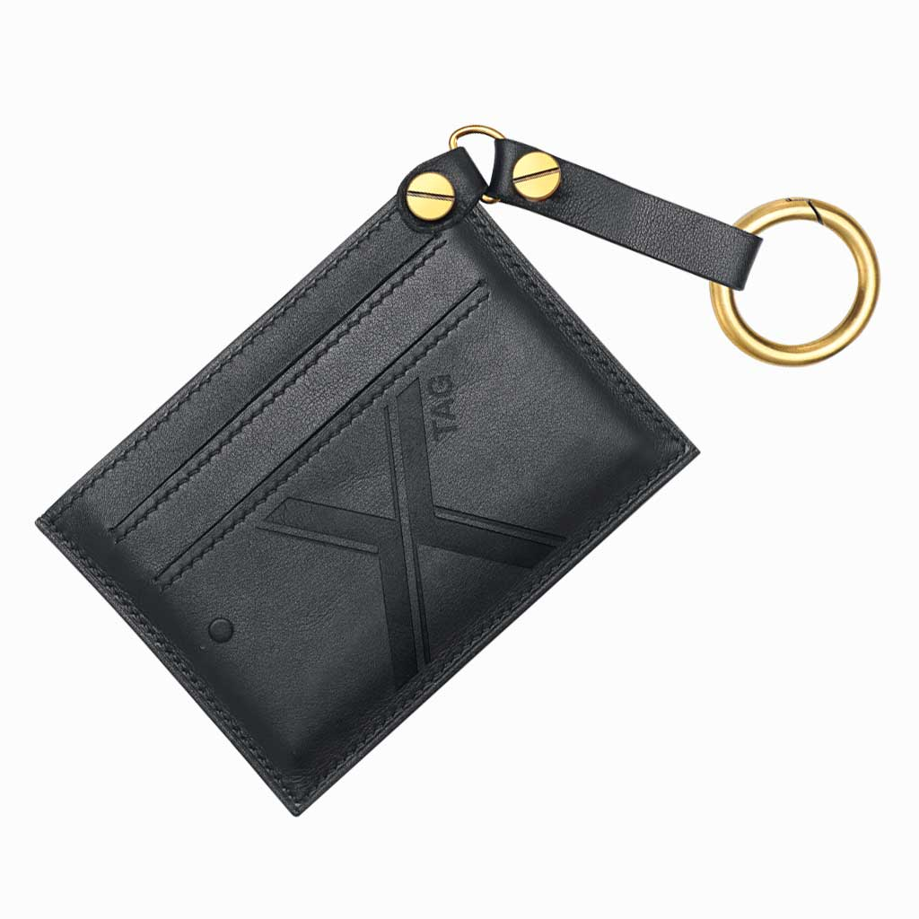Xtag - First Wireless Charging Wallet