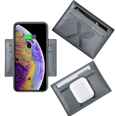 XWallet - First Wireless Charging Wallet