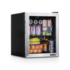 NewAir Beverage Refrigerator, 60 Can