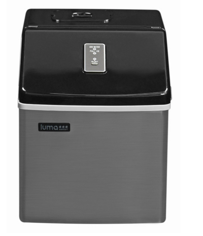 Luma Comfort Clear 28lbs. Portable Ice Maker | IM200SS