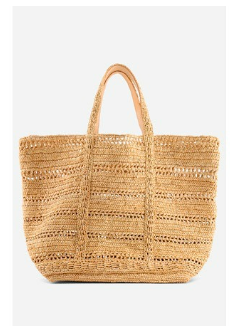 BOLSO TOTE NATUREL GRAND