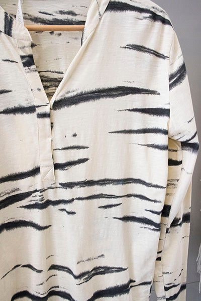 WILD STRIPE TOP
