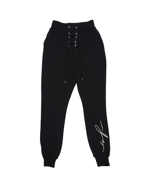 SPACE FLAMINGO JOGGER LACE UP