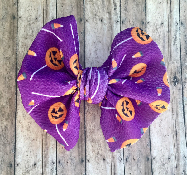 Jackolantern Big Bow