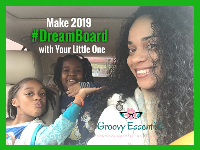 Top 3 Reasons You Should Make A Vision / Dream Board with Your Mini-she / Mini-he Too