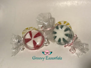 Sweet Peppermint Candy Soaps