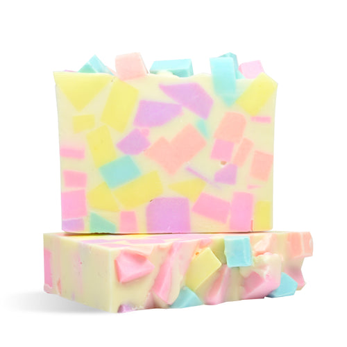 Candy Crush Loaf Bar Soap