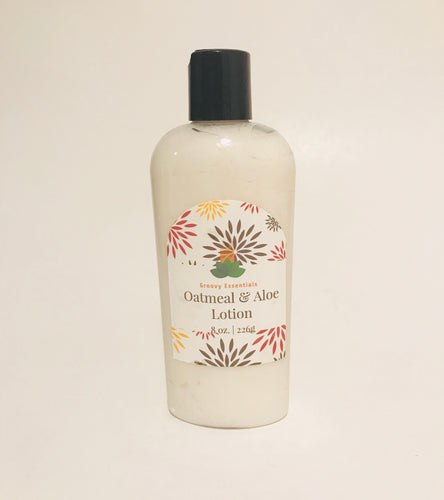 Oatmeal & Aloe Lotion