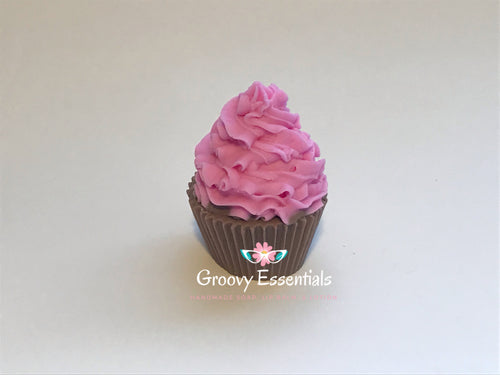 Marshmallow Cupcake Soap