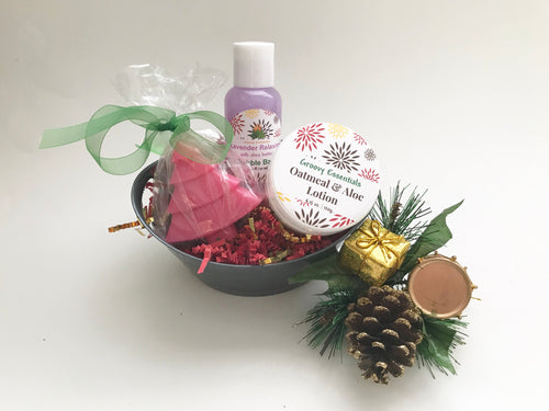 Small Holiday Gift Set - Gift Ideas