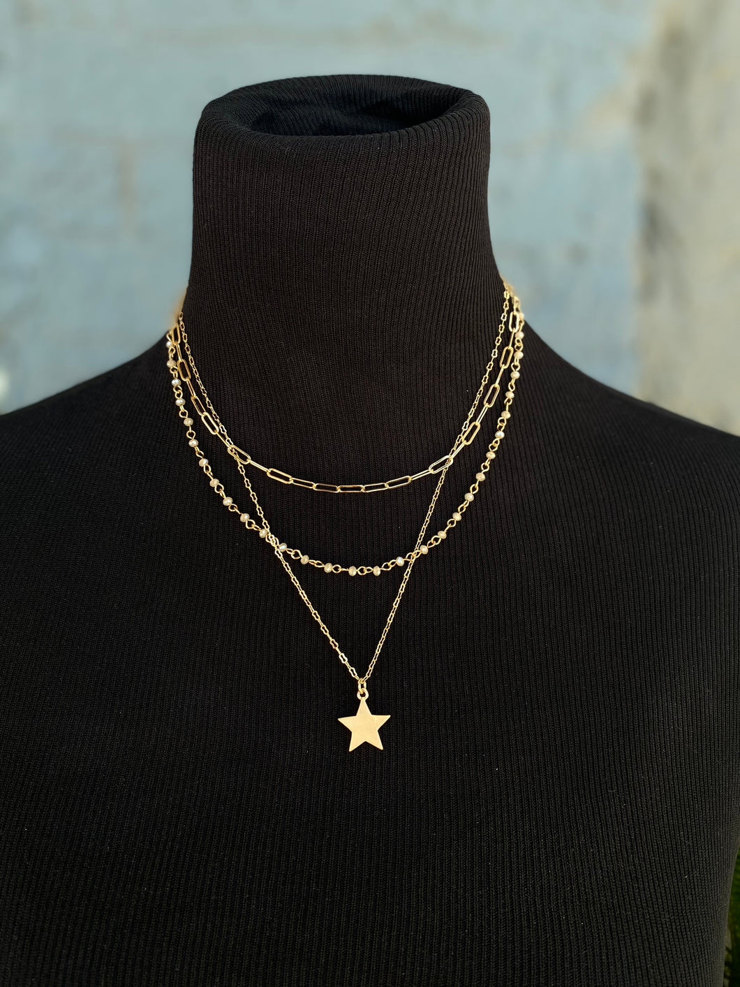 Star Struck Necklace